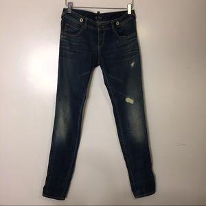 06dacb631a3fab Armani Jeans · Armani Jeans AJ Straight leg Jeans Size 28